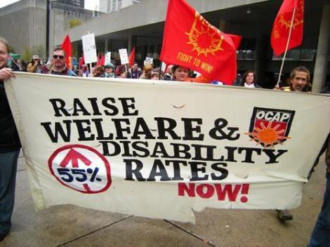 OCAP Raise the Rates March 22, 2014